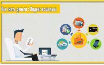 Как снять деньги с Яндекс кошелька: все способы