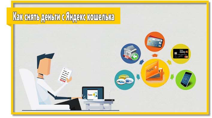 Для участников системы «Яндекс.Деньги» доступно несколько способов вывода средств. Каждый пользователь сам определяет, какой вариант ему подходит.