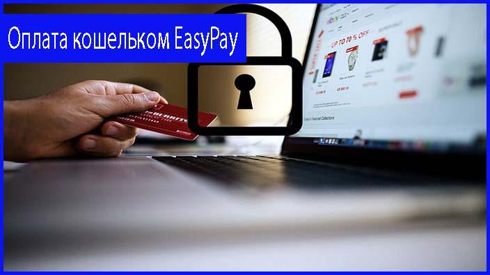 фото Оплата кошельком EasyPay